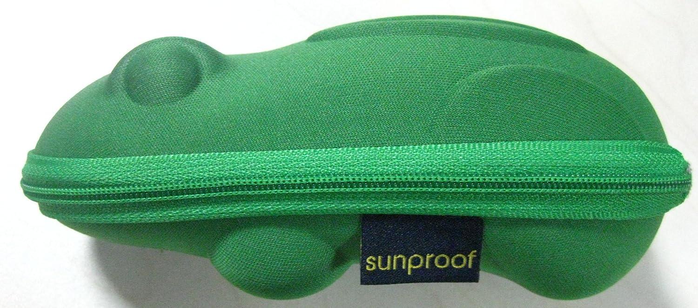 Sunglasses case Green Frog