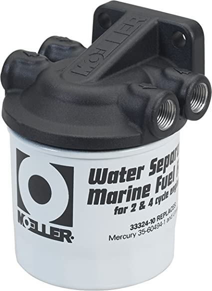 Moeller 033320-10 10 Micron Water Separating Filter Kit Renewed