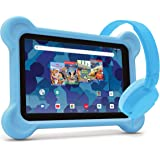 RCA Android Tablet Bundle (8″ Tablet, Audio Books, Bumper Case, Headphones) – Disney Edition Blue