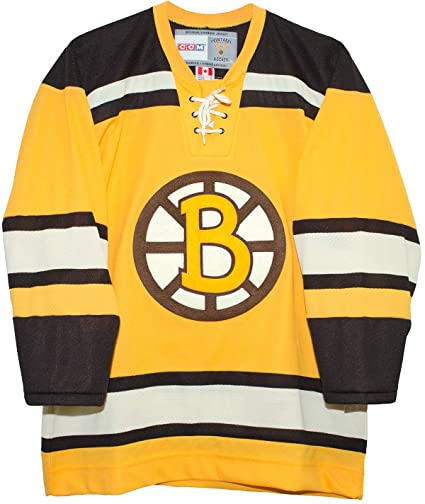 on sale 92ec2 38959 CCM Boston Bruins Vintage 2010 Jersey