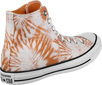 585996e70b9 Converse CTAS HI Mens Fashion-Sneakers 160511C 5 - Tangelo White Black