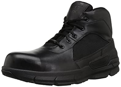 89b643606f2 Bates Men's Charge 6 Composite Toe Side Zip Military and Tactical Boot