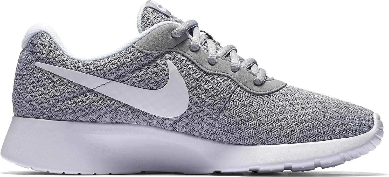 innovative design c3fc8 81157 NIKE Women s Tanjun Running Shoes B0113OD5DU 10 B(M) US Wolf Grey White  Grey White Grey White 7637d3
