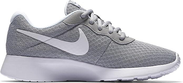 Nike Tanjun Damen Sneaker Laufschuhe Grau (Wolfgrau)