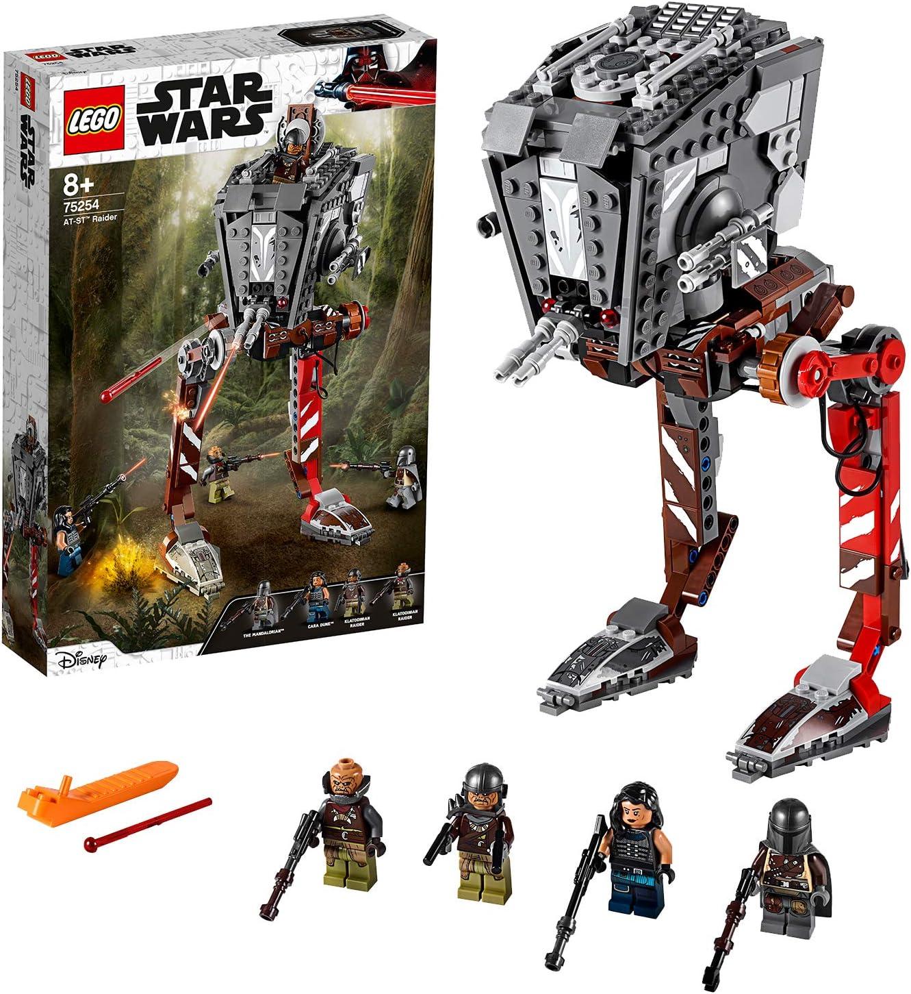 LEGO Star Wars TM - Asaltador AT-ST, Set de Construcción Inspirado ...