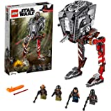 LEGO Star Wars 75254 AT-ST Raider Transport Walker Building Kit (540 Pieces)