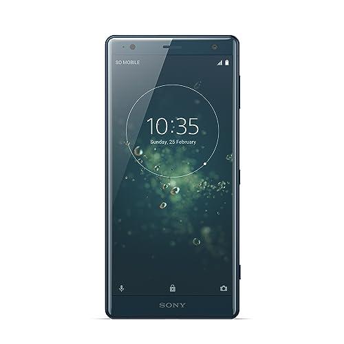 Sony Xperia XZ2 14 5 cm 5 7 4 GB 64 GB SIM única 4G Verde 3180 mAh Smartphone 14 5 cm 5 7 4 GB 64 GB 19 MP Android 8 0 Verde