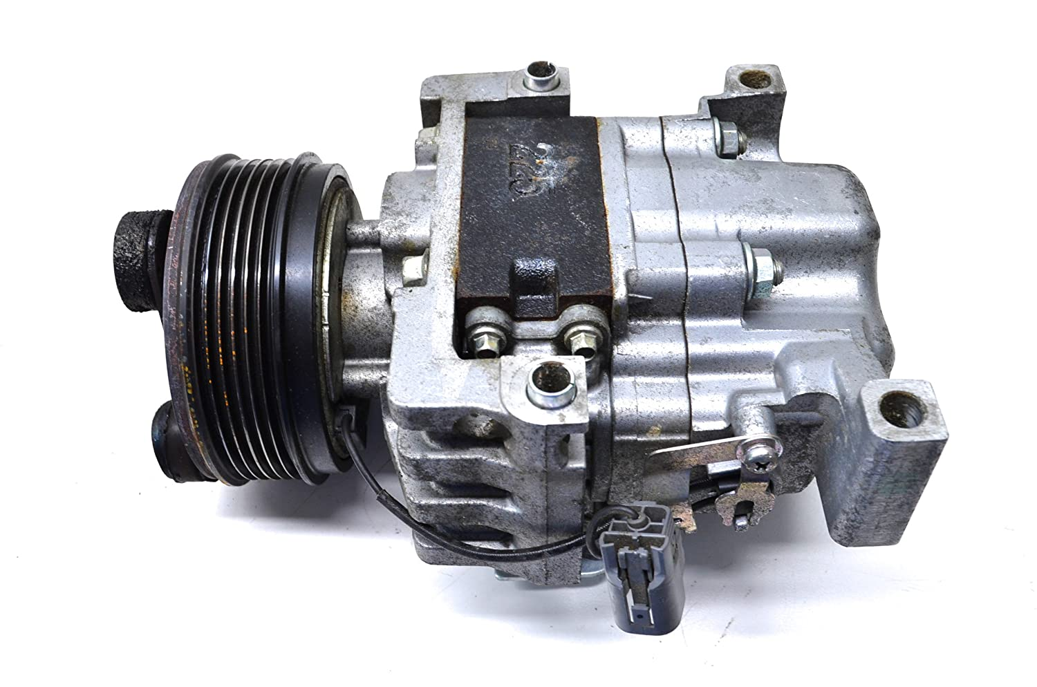 Amazon.com: New OEM Mazda CX-7 Factory A/C Compressor Assembly w/ belt EGY1-61-45Z: Automotive