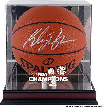 the best attitude c0aae 595d2 Klay Thompson Golden State Warriors Autographed 2017 NBA ...