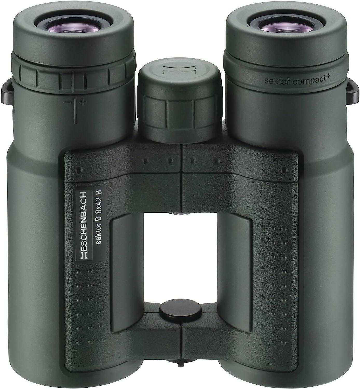Eschenbach Optik Fernglas Sektor D 8x42 Compact Kamera