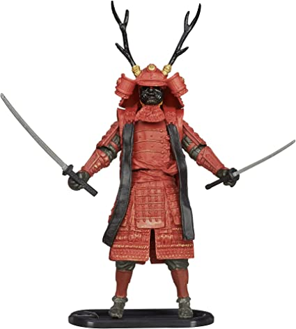 GI Joe Retaliation Budo Samurai Warrior 3.75