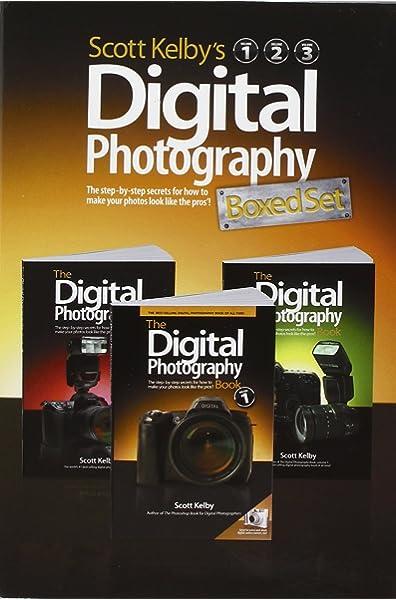 Amazon Com Scott Kelby S Digital Photography 9780321678737 Kelby Scott Books