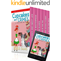 Cupcakes and Crimes: Books 1 - 6: 6