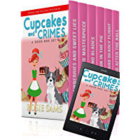 Cupcakes and Crimes: Books 1 - 6: 6 Book Box Set (Bakers and Bulldogs Mysteries Box Set) (English Edition)