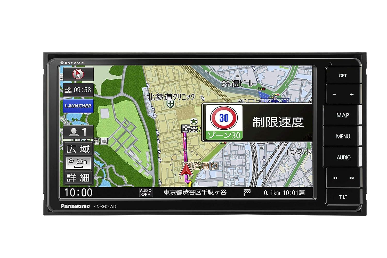 Panasonic ストラーダ CN-RE05D