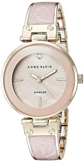 e9b38e088b02 Anne Klein AK2512LPGB Reloj de Diseñador para Mujer  Anne Klein ...