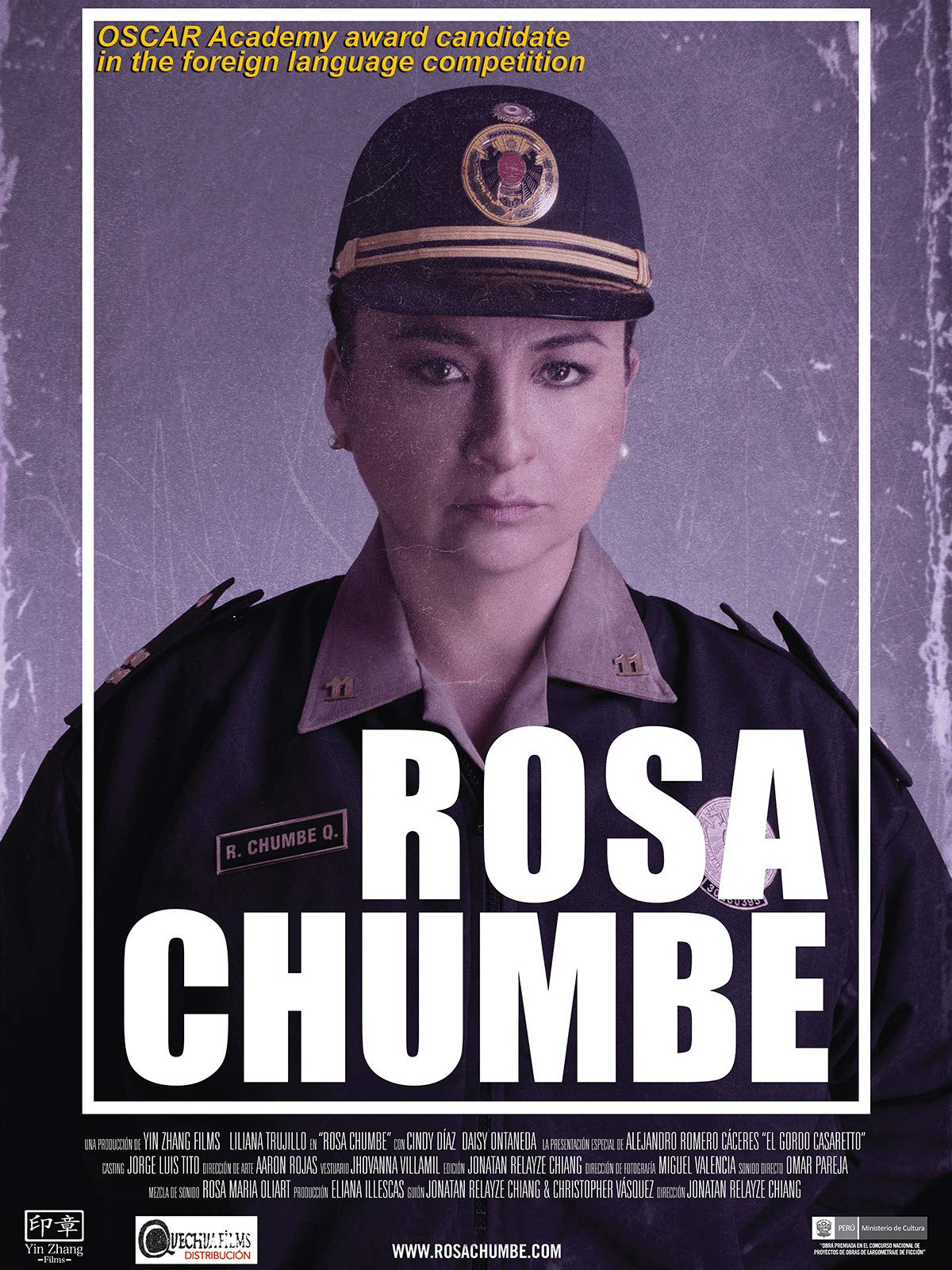 Rosa Chumbe on Amazon Prime Video UK