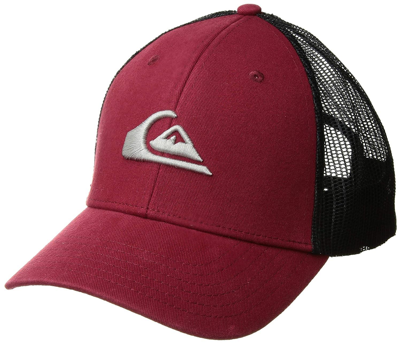 34b3b3f8255d5 Amazon.com  Quiksilver Men s Grounder Trucker HAT