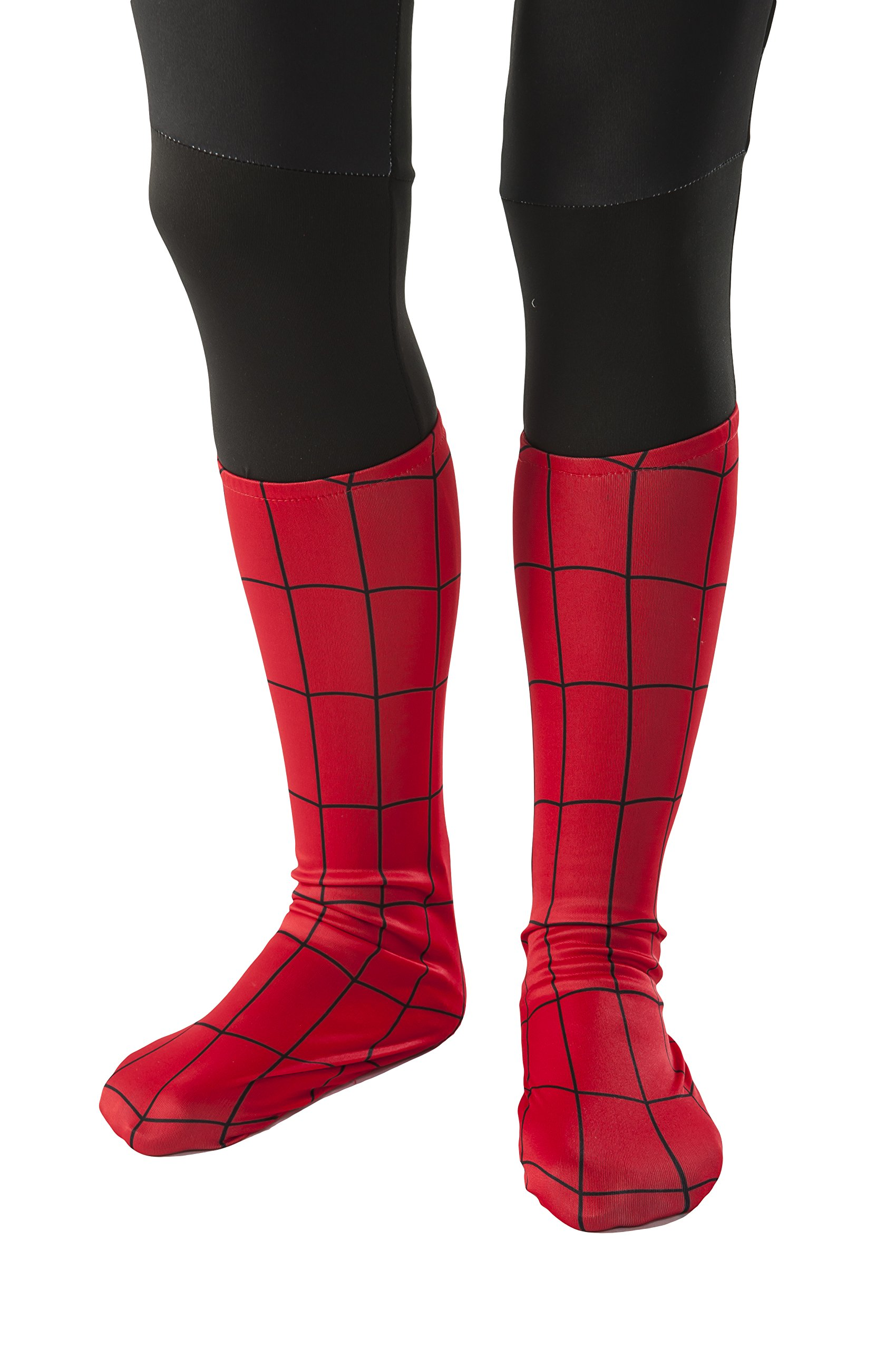 Rubie's Ultimate Spiderman Child Sock Style Boot Covers