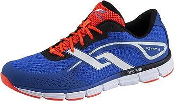 Pro Touch Oz Pro III - Zapatillas de Running para Hombre (Talla 42), Color Azul, Blanco, Negro y Naranja: Amazon.es: Deportes y aire libre