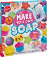 Amazon stmt by horizon group usa diy bath bomb kit do it klutz make your own soap science kit solutioingenieria Images