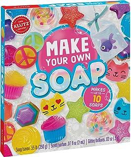 Amazon stmt by horizon group usa diy bath bomb kit do it klutz make your own soap science kit solutioingenieria Choice Image