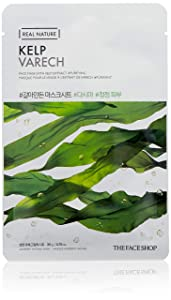 THE FACE SHOP Real Nature Mask Sheet Kelp