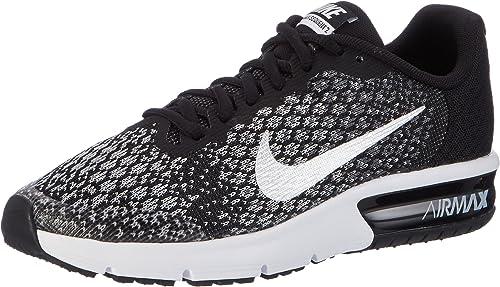 Nike Air Max Sequent 2, Chaussures de Running garçon