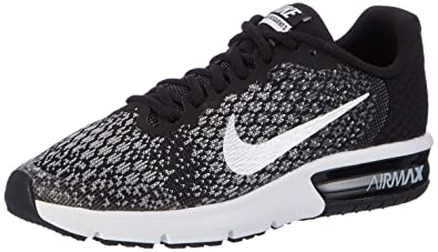 air max sequent noir homme