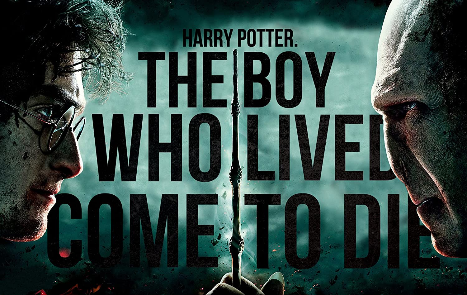 Posterhouzz Movie Harry Potter And The Deathly Hallows Part 2