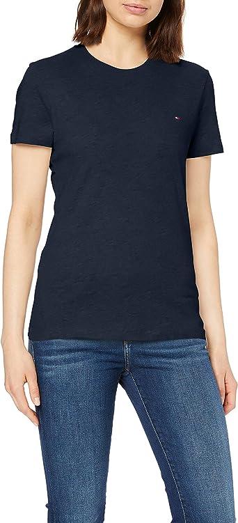 Tommy Hilfiger Heritage Crew Neck tee Camiseta para Mujer ...