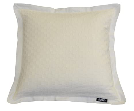 Amazon.com: AM Home 0412 Basket Weave textura almohada: Home ...