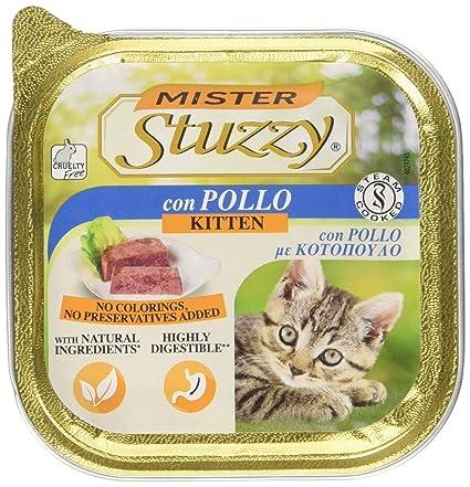 Stuzzy Cat Kitten, comida para gatitos, 100 g