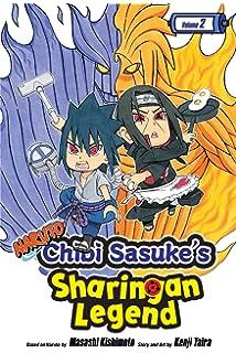 Amazoncom Naruto Chibi Sasukes Sharingan Legend Vol 1