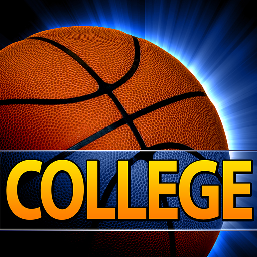 (College Basketball Scoreboard)