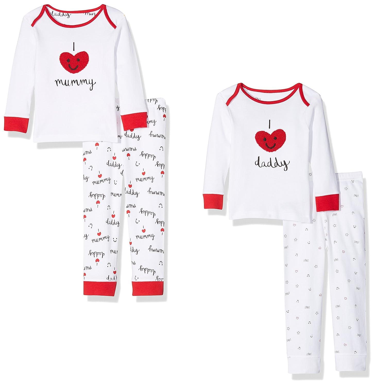 Mothercare Baby Mummy /& Daddy Pyjama Sets