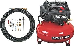 PORTER-CABLE C2002-WK Oil-Free UMC Pancake Compressor