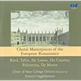 Choral Masterpieces of the E