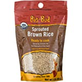 ShaSha Organic Sprouted Bio-Buds, Brown Rice, 1.5 lbs(680g)