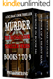 The DCI Isaac Cook Thriller Series: Books 7 - 9
