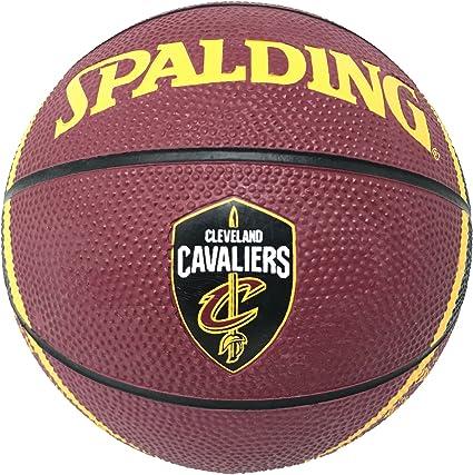 Amazon.com: NBA Cleveland Cavaliers Mini Balón de baloncesto ...