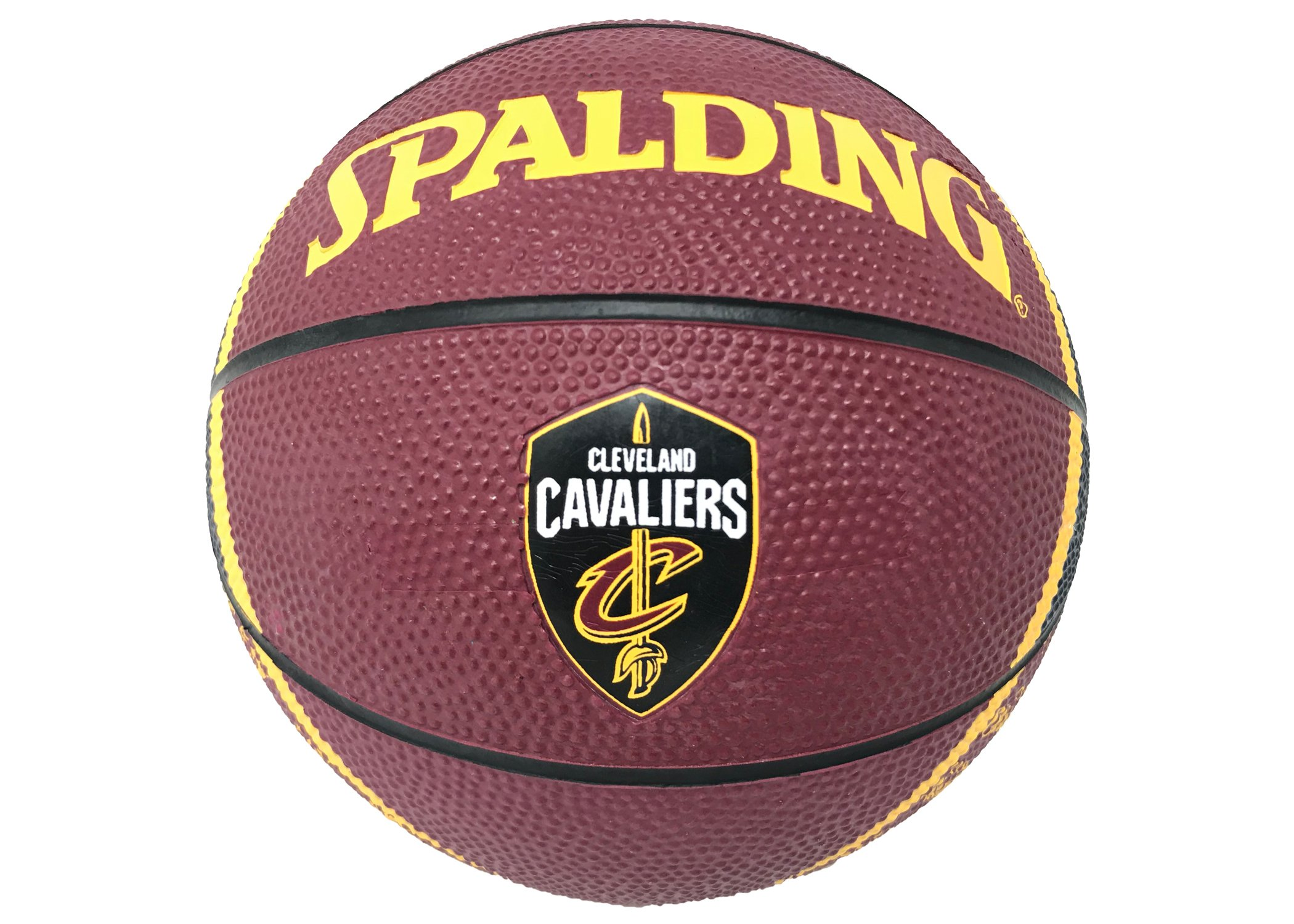 Game Master NBA Cleveland Cavaliers Mini Basketball, 7-inches by Game Master