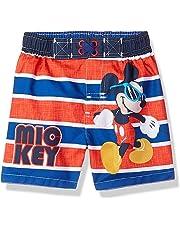 64951917b5 Mickey Mouse Boys Swim Trunks Swimwear (Baby/Toddler)