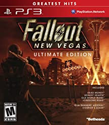 Fallout: New Vegas Ultimate Edition - Playstation 3     - Amazon com
