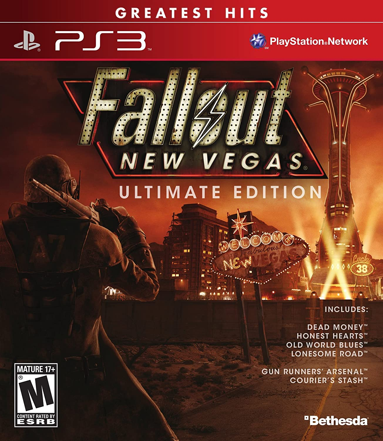 Fallout: New Vegas - Playstation 3 Ultimate Edition
