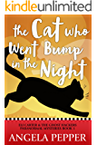 The Cat Who Went Bump in the Night (Eli Carter & the Ghost Hackers Paranormal Mysteries Book 1)