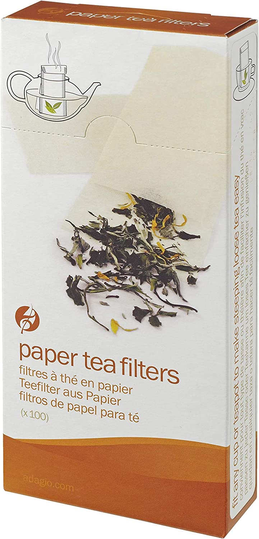 Adagio Teas Paper Filters