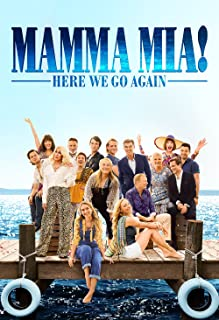 Book Cover: Mamma Mia! Here We Go Again