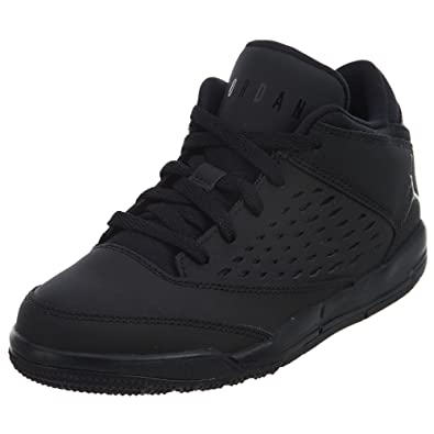 Nike JORDAN FLIGHT ORIGIN 4 BP boys fashion-sneakers 921197-010_1Y - BLACK/