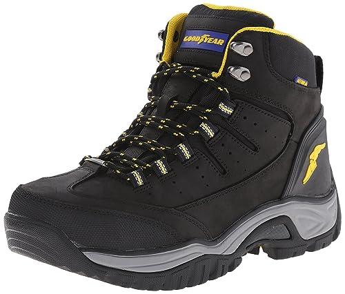 c3f033f41dd Goodyear Men's Bristol SW Waterproof Steel Toe Work Boot: Amazon.ca ...